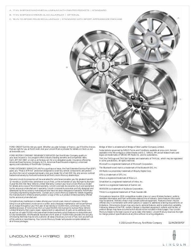 2011 Lincoln MKZ Hybrid West Herr Ford Lincoln Mercury, NY