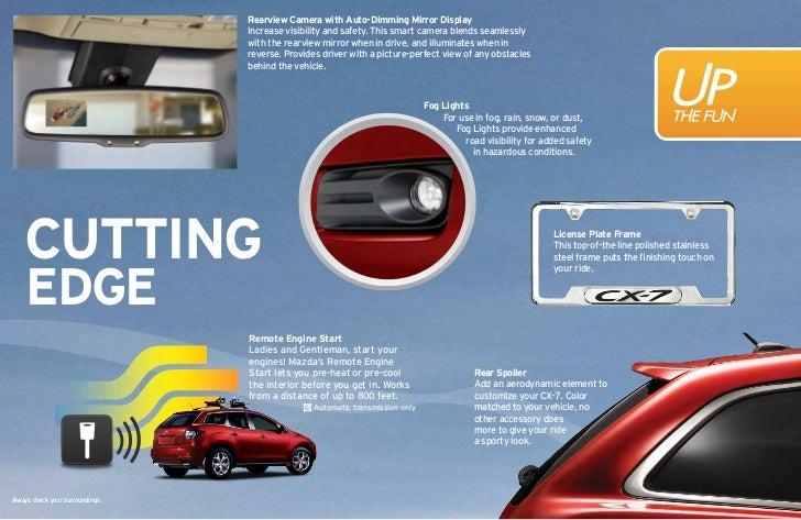 Auto Smart Louisville Ky >> 2011 Mazda CX 7 Accessories brochure by Neil Huffman Mazda Louisville…
