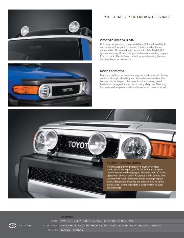 2011 toyota fj cruiser accessories dallas Electrical Switch Wiring fj cruiser highlander land cruiser rav4 sequoia sienna trucks ta a tundra 4
