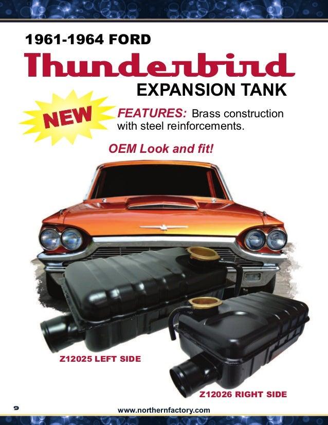 2-Row Aluminum Radiator Ford Mopar Dodge 19 x 28 Double Pass Northern 209625