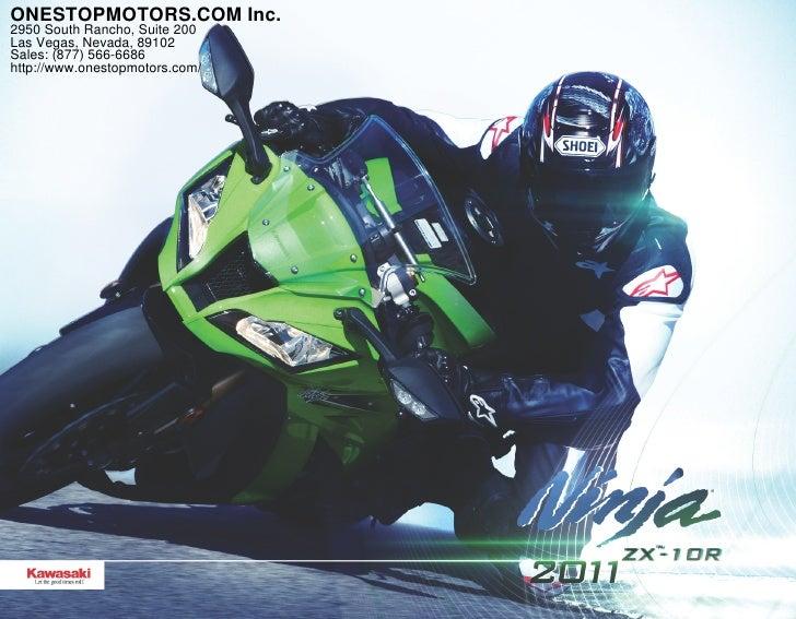 2011 Kawasaki Ninja ZX-10R – OneStopMotors.com Las Vegas, NV