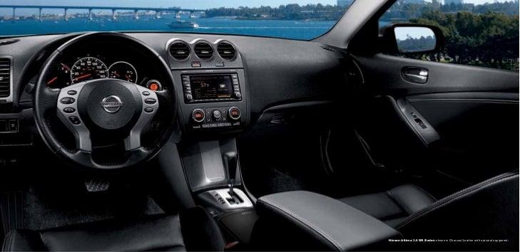 Nissan Altima 3.5 SR ...