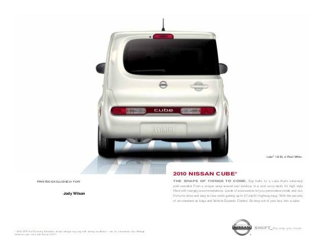 2011 Nissan Cube Tyler Texas
