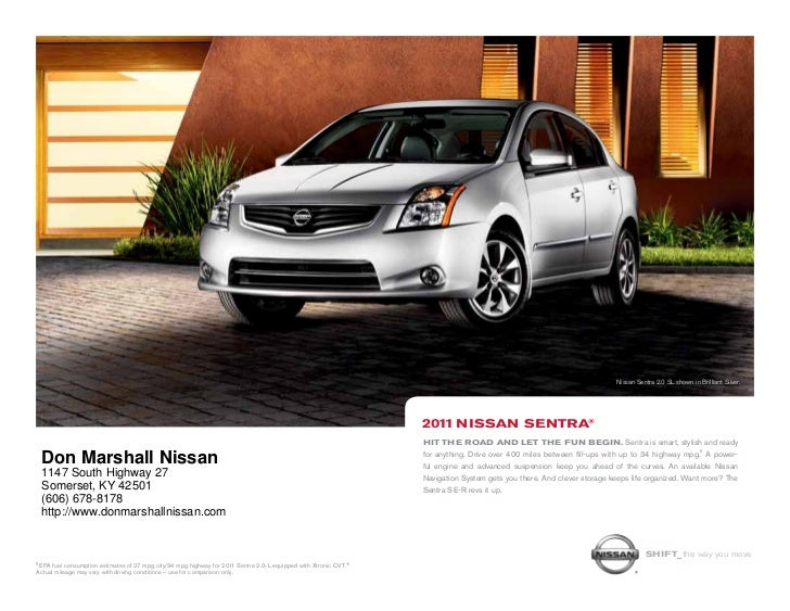 Don Marshall Somerset Ky >> Don Marshall Nissan New Car Reviews 2019 2020 By