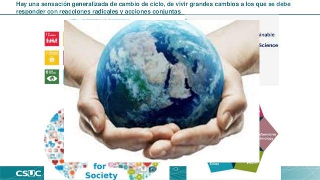 Gestionar la información sobre la investigación en el marco de la Ciencia Abierta Slide 3