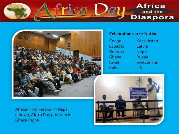 Celebrations in 47 NationsArgentina      India          RwandaArmenia        Indonesia      San MarinoAustria        Irela...
