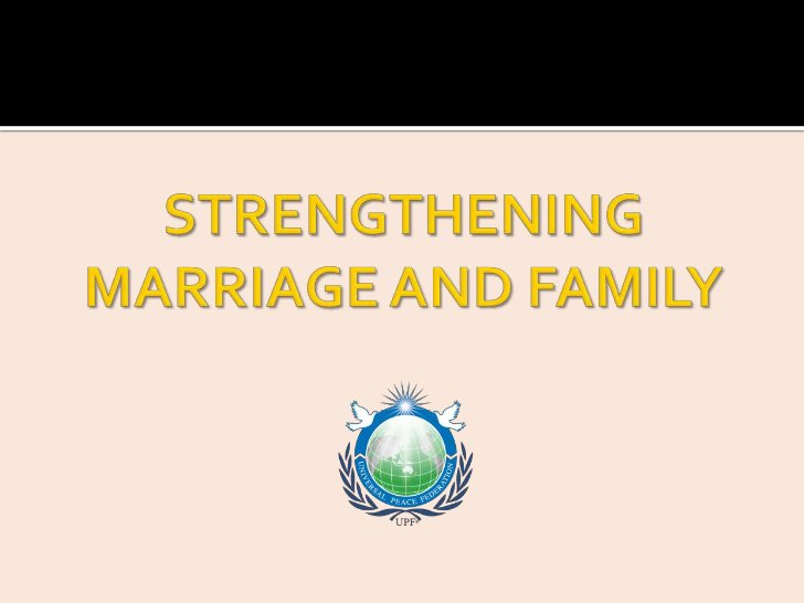 Marriage and Family Initiative                   Programs in 25 nations                   Argentina     Nepal             ...