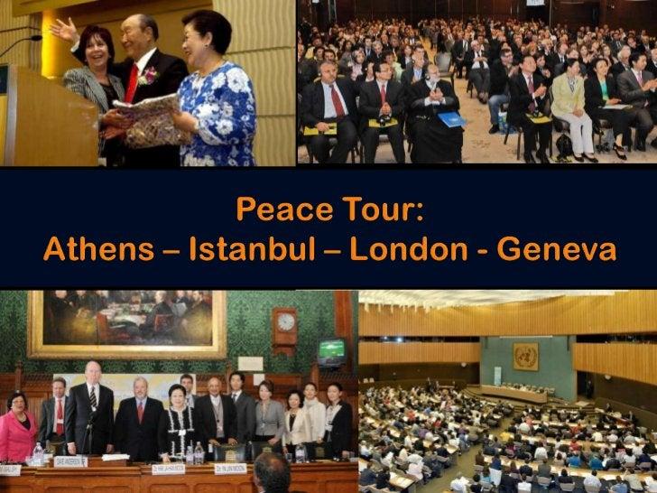 UPF Chapter Programs on UN DaysProgram                                    2008 2009 2010 2011World Interfaith Harmony Week...