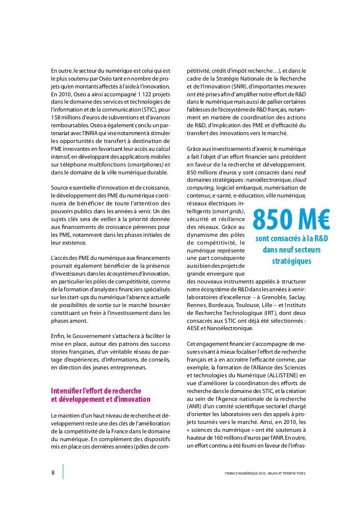 tructure du réseau RENATER qui est au meilleur         essentielle, à hauteur de 95% de leur budget,niveau mondial. Elle ...