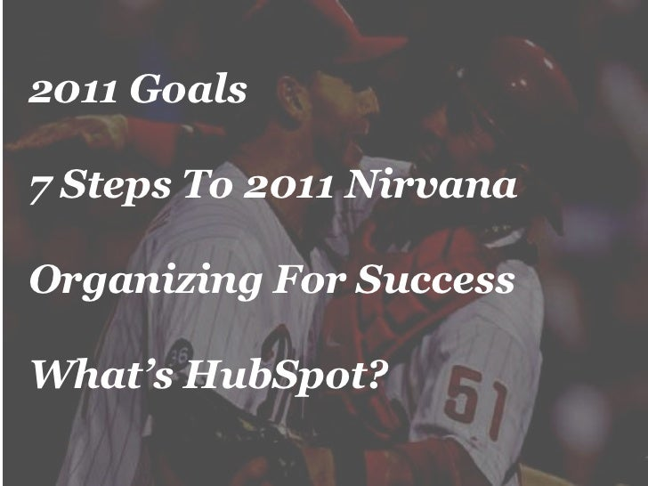HubSpot CEO Talks about Planning for 2011 Slide 3