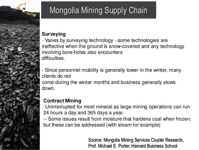 mongolian mining sector Power sector of mongolia, regional cooperation possibilities power sector of mongolia mongolian economy is very tight dependent on mining sector and revenue.