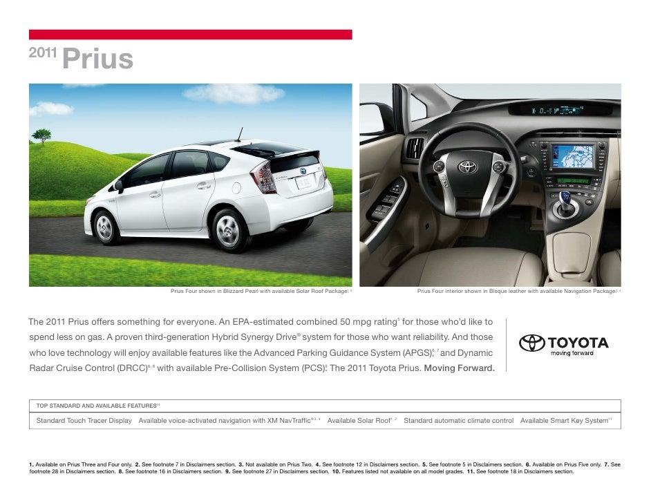 2011 Prius ...