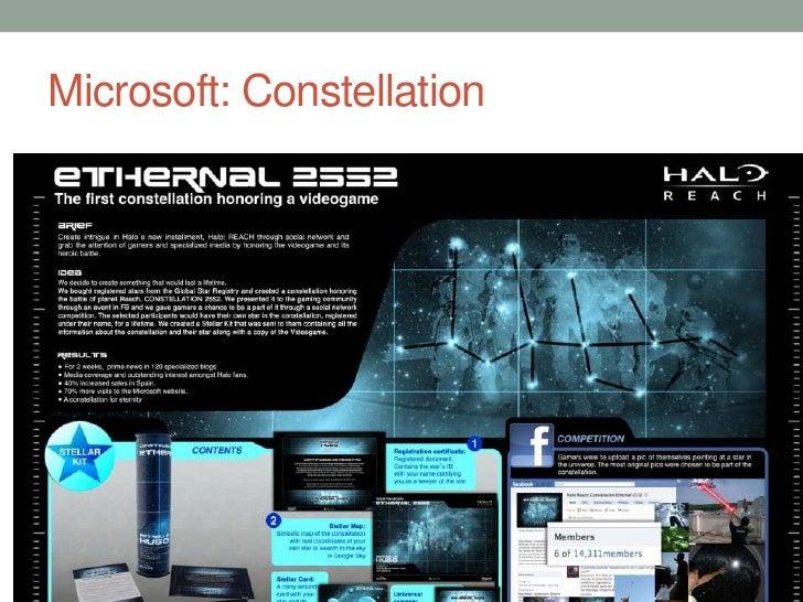 Microsoft: Constellation<br />