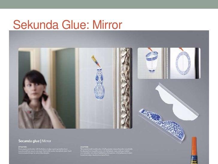 Sekunda Glue: Mirror<br />