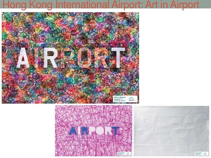 Hong Kong International Airport: Art in Airport<br />