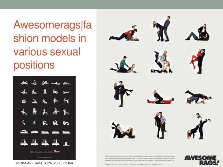 Awesomerags fashion models in various sexual positions<br />YouthAids - Kama Sutra (2006) Poster<br />