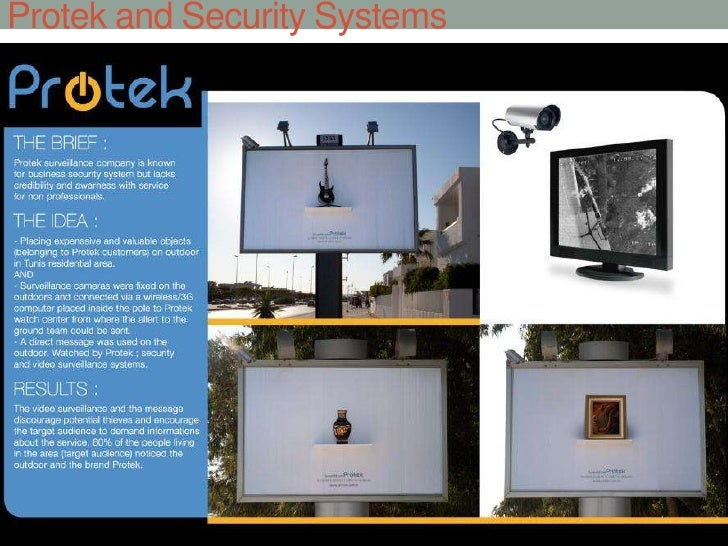 Protek and Security Systems<br />