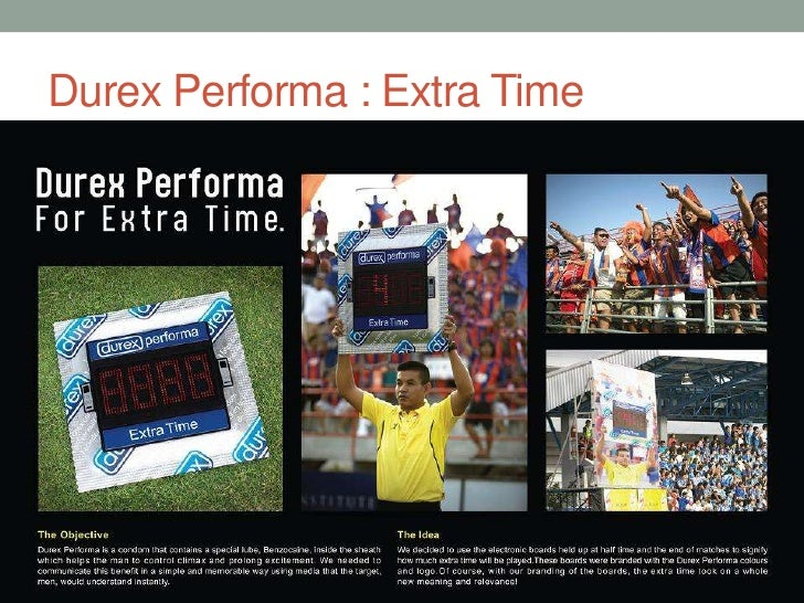 Durex Performa : Extra Time<br />