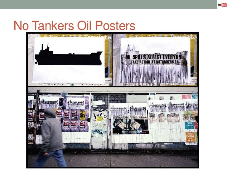 No Tankers Oil Posters<br />