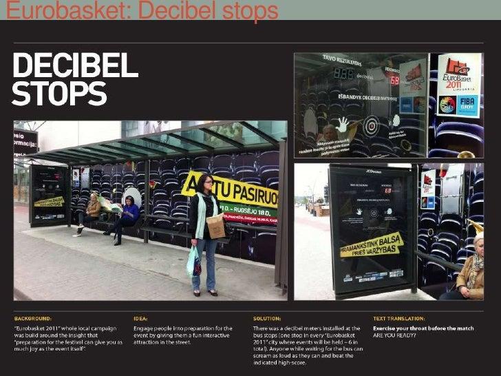 Eurobasket: Decibel stops<br />