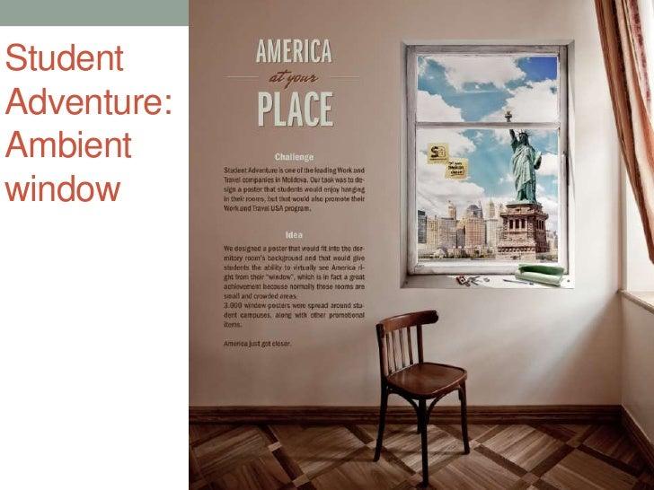 Student Adventure: Ambient window<br />