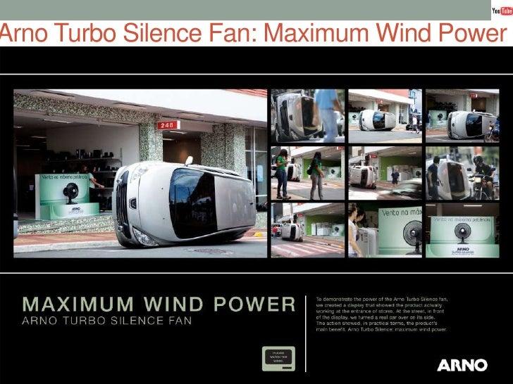 Arno Turbo Silence Fan: Maximum Wind Power<br />