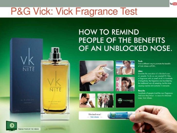 P&G Vick: Vick Fragrance Test<br />