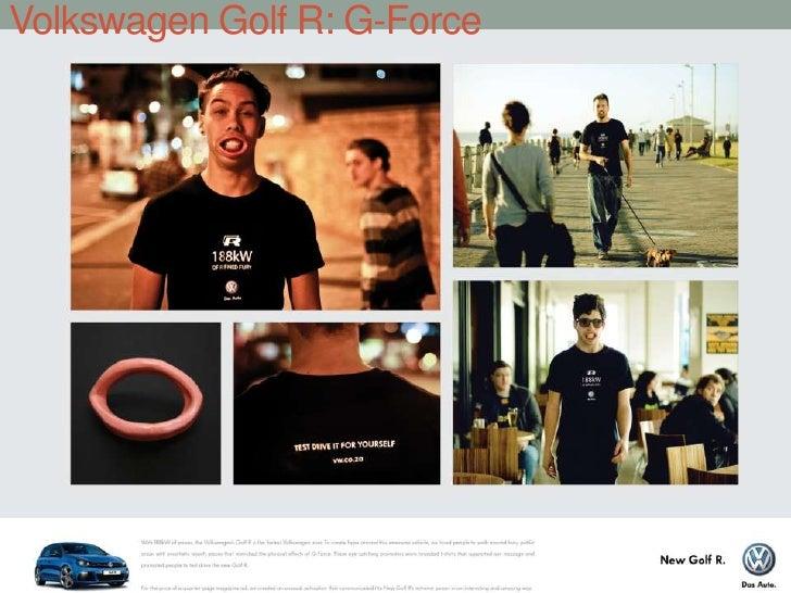 Volkswagen Golf R: G-Force<br />