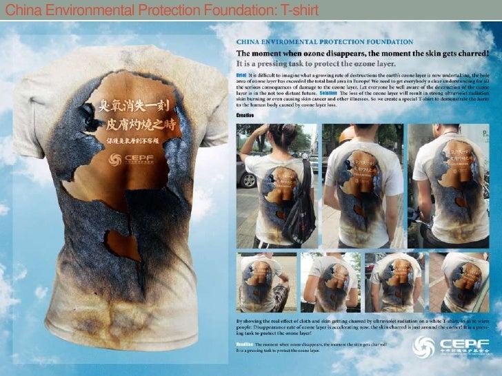 China Environmental Protection Foundation: T-shirt<br />