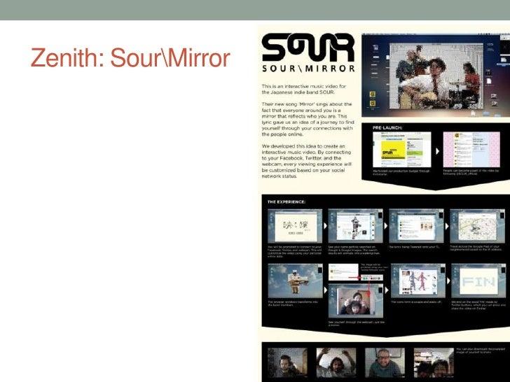 Zenith: SourMirror<br />