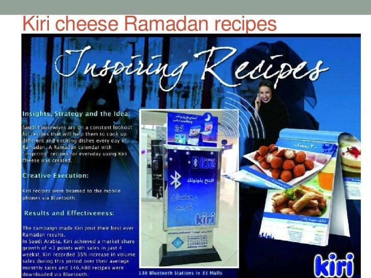 Kiricheese Ramadan recipes<br />