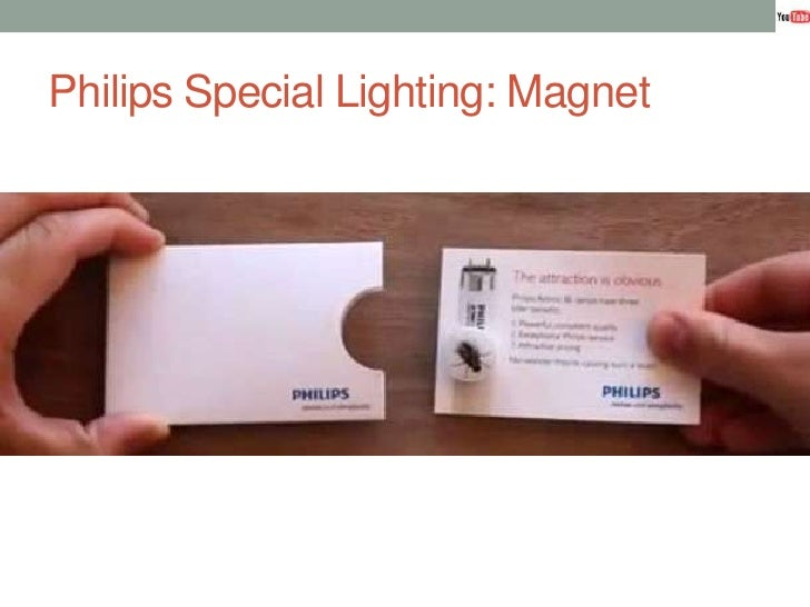 Philips Special Lighting: Magnet<br />