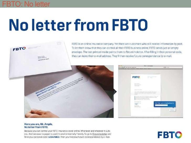 FBTO: No letter<br />