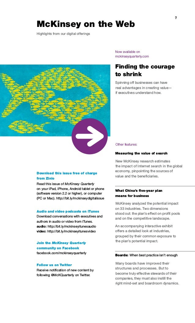 2011 q4 McKinsey quarterly - Big data, you have it, now use it