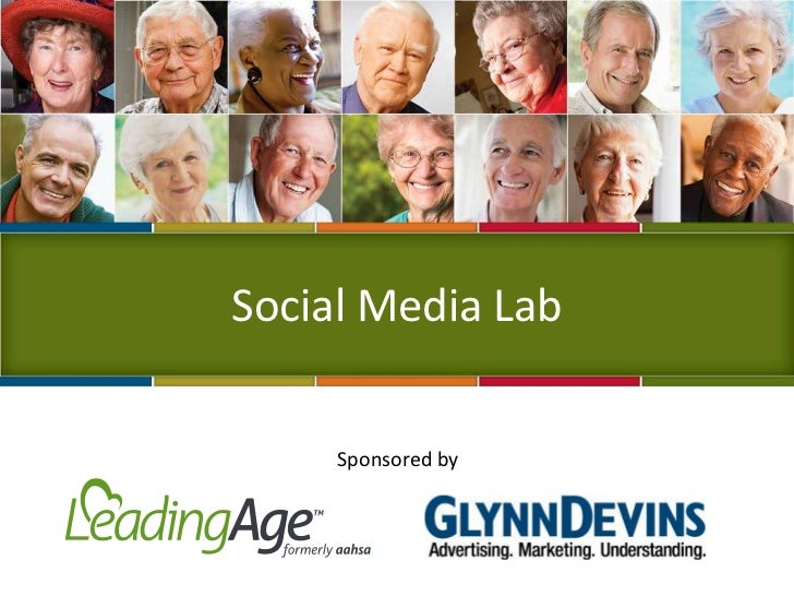 Social Media Lab     Sponsored by
