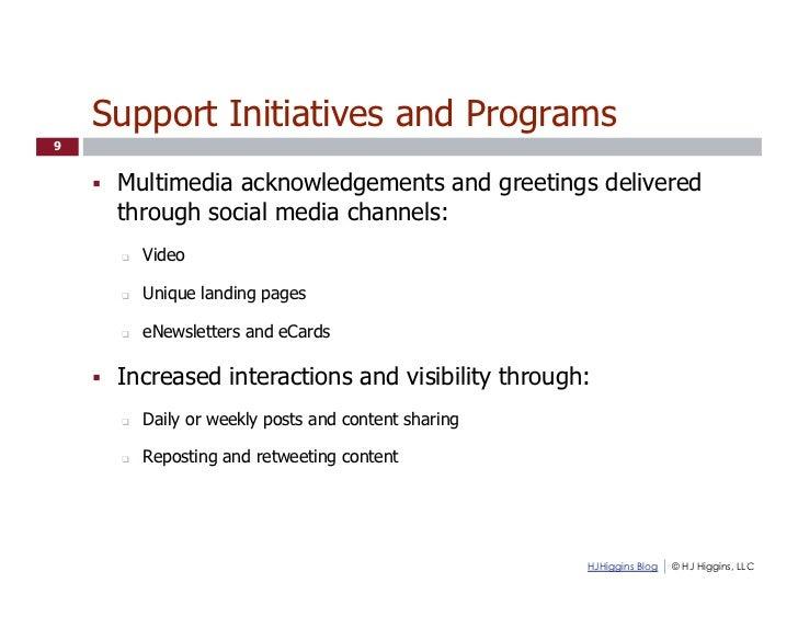 Social Media Strategy Presentation Template