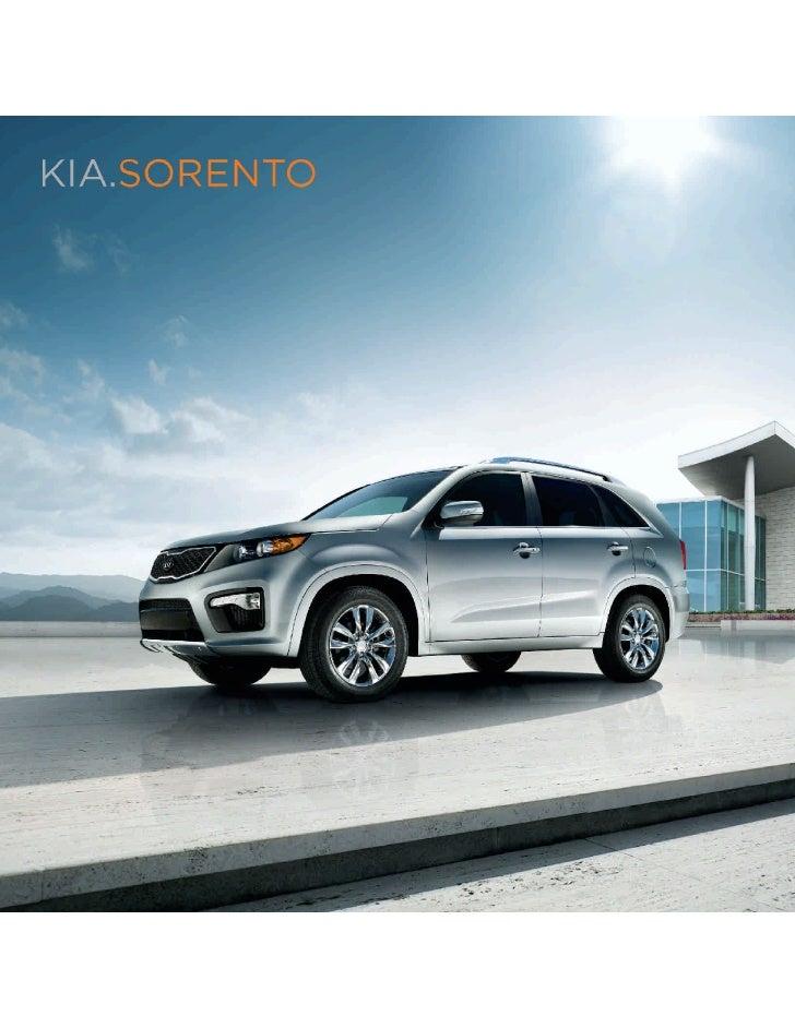 2011 Kia Sorento Chicago - Chicago Kia Dealer Hawkinson Kia