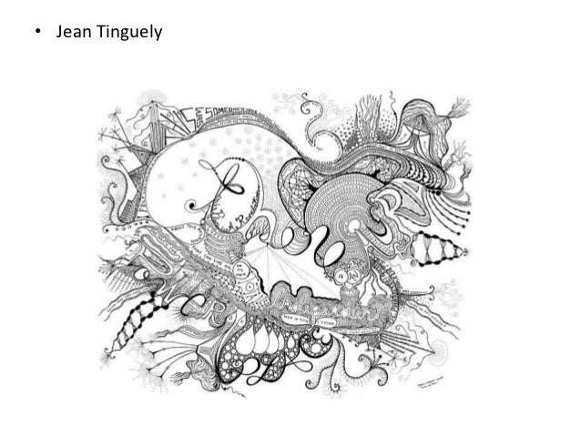 • Jean Tinguely