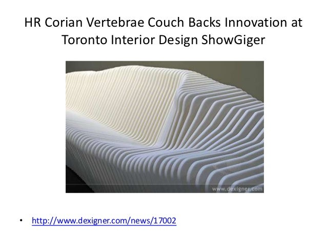 Vertebrae recliner rocker by Anna Franco from        the Art Center College of Design• http://www.icsid.org/feature/curren...