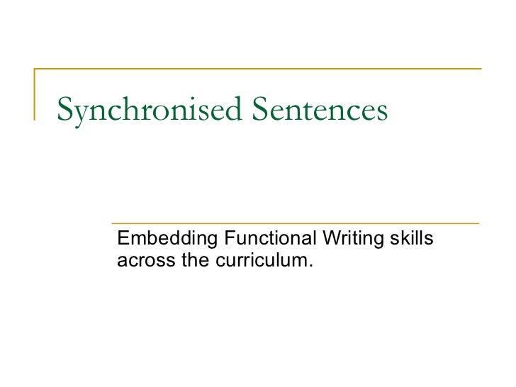 Writing Across the Curriculum: Social Studies