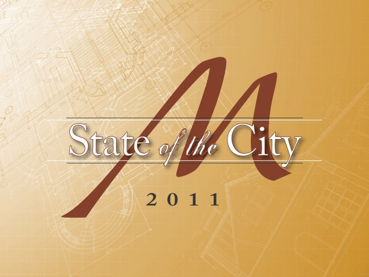"State !"" #$% City     2 0 1 1"