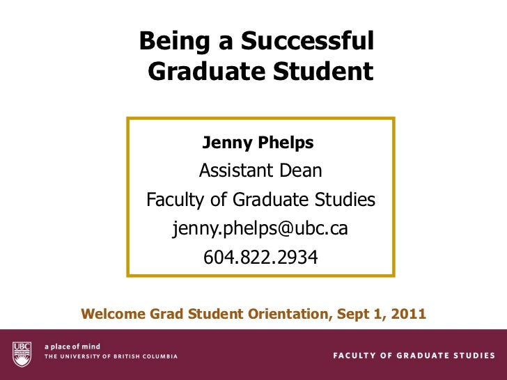 ubc faculty of graduate studies thesis submission The university of british columbia faculty of arts / home / graduate / thesis and dissertation approval form and submit it to the director of graduate studies.