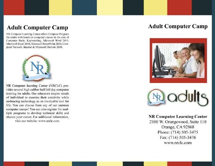 2011 summer program_adults_brochure