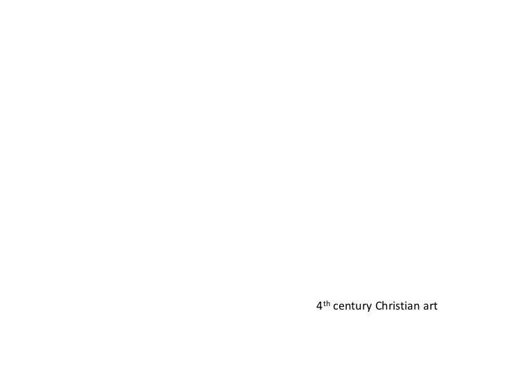 4th century Christian art<br />