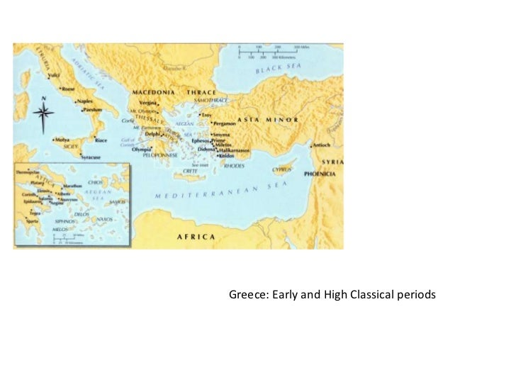 Greece: Early and High Classical periods<br />