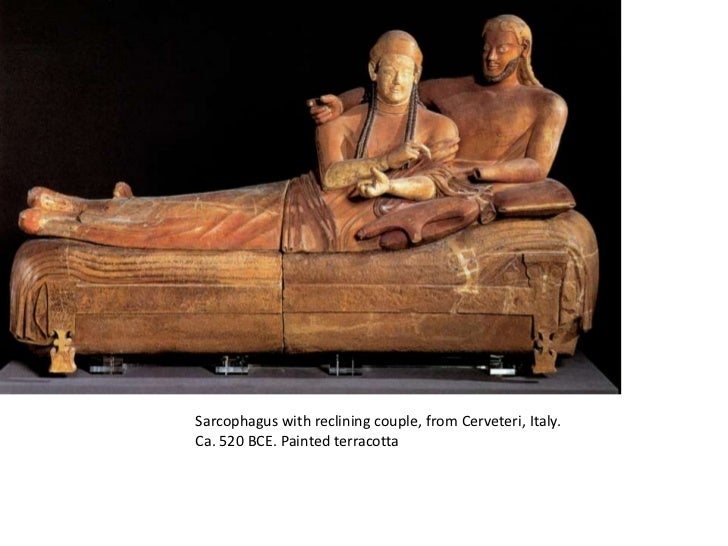Sarcophagus with reclining couple ...  sc 1 st  SlideShare & 2011 survey etruscan islam-shia.org