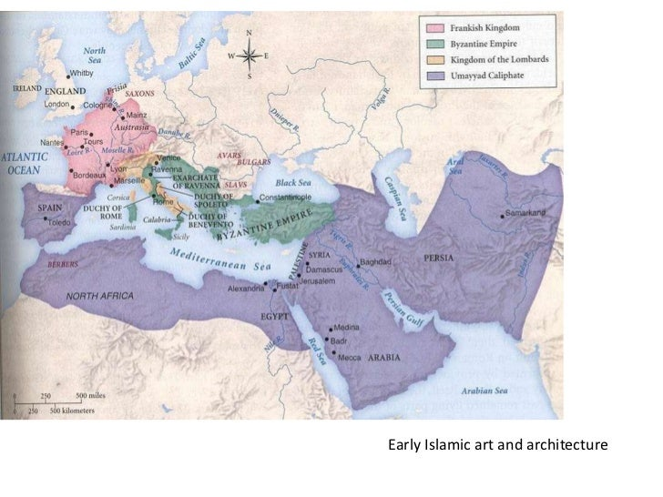 Early Islamic art and architecture<br />