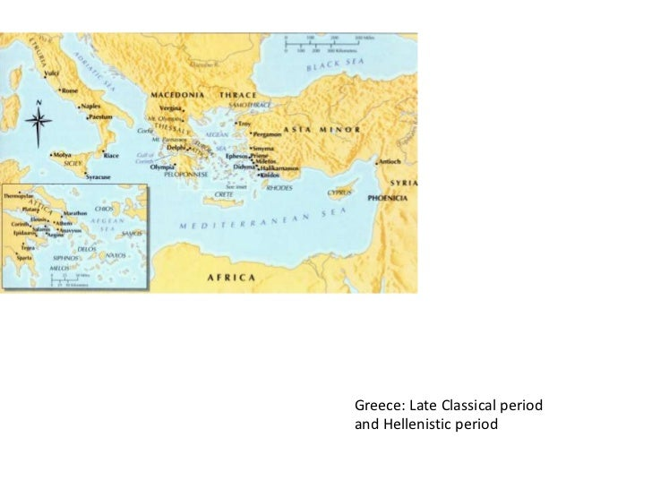 Greece: Late Classical period and Hellenistic period<br />