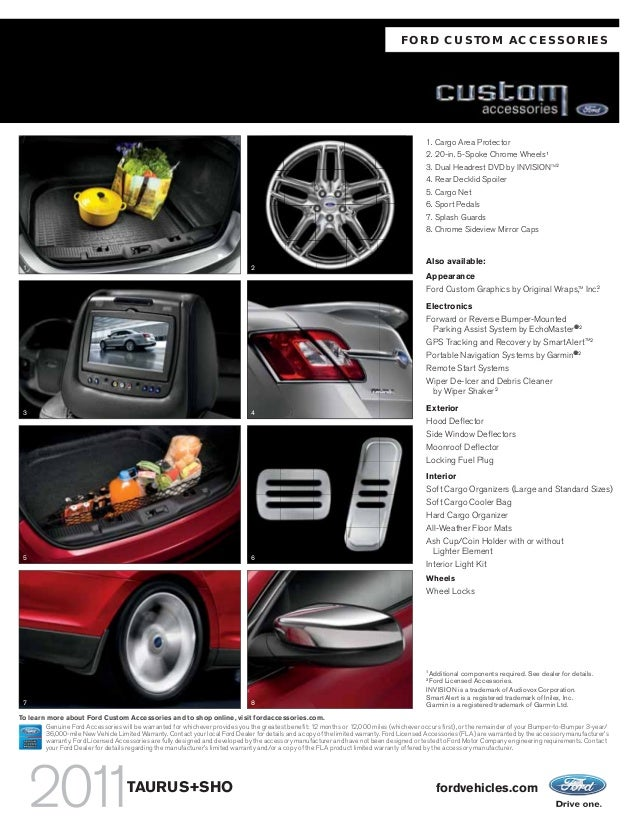 2011 Ford Taurus West Herr Ford Lincoln Mercury, NY