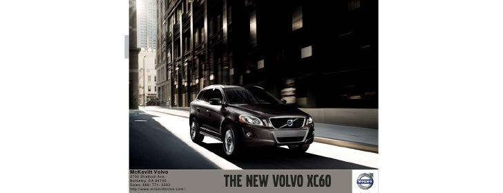 McKevitt Volvo 2700 Shattuck Ave. Berkeley, CA 94705 Sales: 888- 771- 0363 http://www.mckevittvolvo.com/